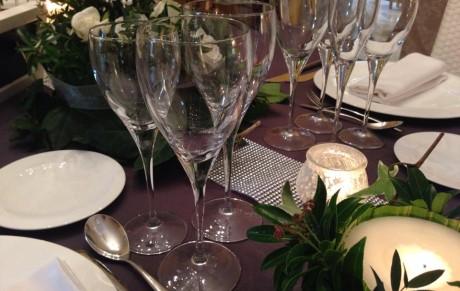montaje mesas catering